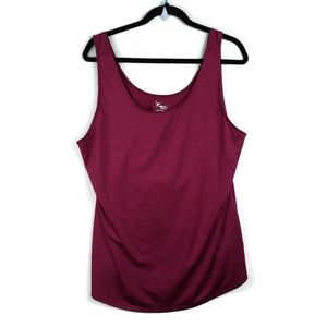 OLD NAVY cutout tank top size XL